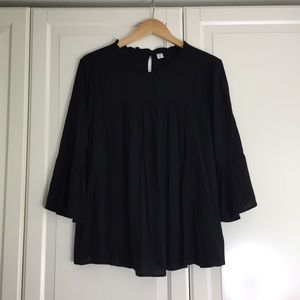 🔥2 for $40🔥 Old Navy Black Blouse